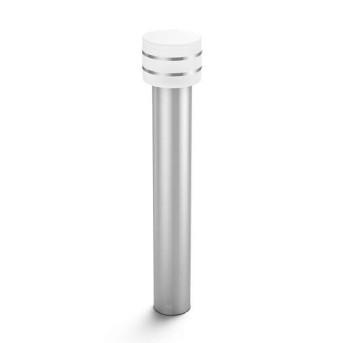 Lampa de gradina Philips HUE Tuar Inox bec LED 77cm - 1740647P0 - 8718696166093 - 915005561701