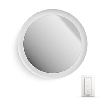 Aplica Philips HUE Adore Alb cu oglinda 1x40W LED 2400lm 2200-6500K 24V cu variator inclus IP44 - 3435731P7 - 8718696168028 - 915005630701