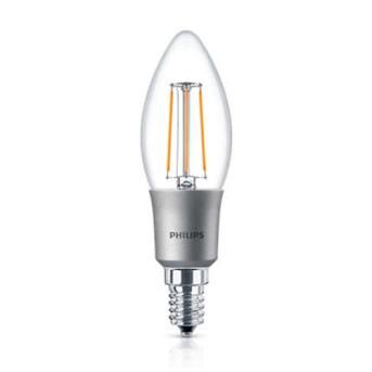 LED Classic Filament B35 CL Dim 5 40W 2700K E14 470lm 15.000h - 929001332101 - 8718696710005