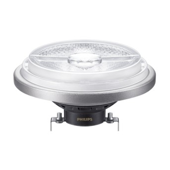 Bec LED spot Philips LV AR111 Dim 20 100W 3000K 1300lm G53 24D - 929001170902 - 8718696707432