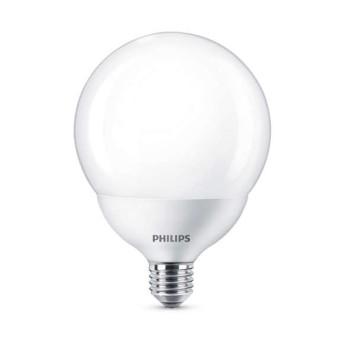 Bec LED Philips glob mare G120 FR 10.5 75W 6500K 1055lm E27 15.000h - 929001229701 - 8718696742990