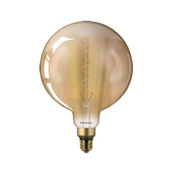 Bec led Philips decorativ glob mare E27 - 929001817201 - 8718696768082