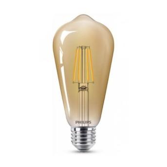 Bec Led Philips Filament Classic Gold ST64 - 929001941601 - 8718699673543