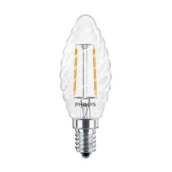 Bec LED Philips Classic Filament ST35 CL 2 25W 2700K 250lm E14 - 929001238502 - 8718696574119