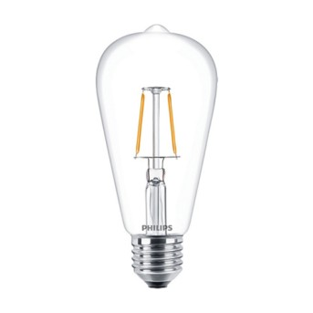 LED Classic Filament ST64 2.3 25W 2700K 250lm E27 15.000h - 929001190202 - 8718696523766