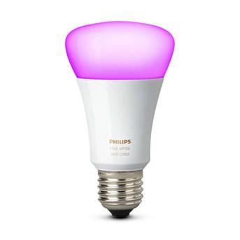 Bec Philips HUE RGB A19 9W E27 - 929002216801 - 8718699673109