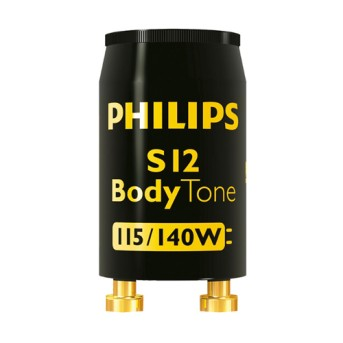 Starter lampa fluorescena Philips S12 115/140W 220-240V - 928391630303 - 8711500903792