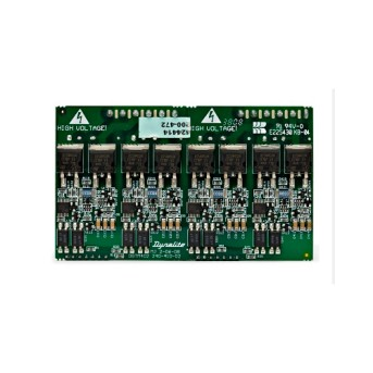 Dynalite DGTM402: 4 channel 2 A Trailing Edge dimmer. Maximum module load 4 A.Occupies 1 slot - 913703027209 - 8710163506302