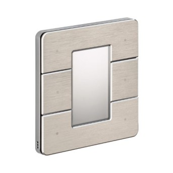 Dynalite PADPE-SA-X Antumbra Display Portrait Argint/Aluminium - PADPE-SA-X - 8718696889541 - 913703040409
