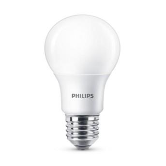 Bec LED Philips bulb A60M FR Dim 7.5 60W 4000K 806lm E27 15.000h - 929001352601 - 8718696706930