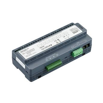 Dynalite DDRC810DT-GL is ideal for controlling bi-directional motors such as curtains and blinds. - 913703035209 - 8718696006887