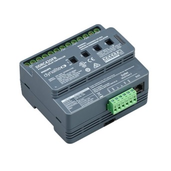 Dynalite DDRC420FR 4 channel controller supports switched loads of up to 20 A per channel - 913703244609 - 8718696888117