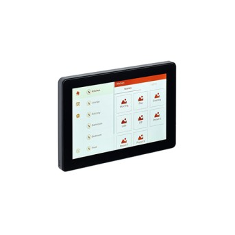 Dynalite PDTS Networked Touchscreen Advanced building automation and control at your fingertips - 913703334309 - 8718696888773