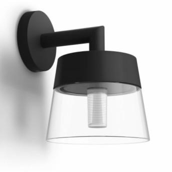 HUE 1746130P7 Aplica Attract 8W LED RGB Negru IP44 - 915005842401 - 8718696174357