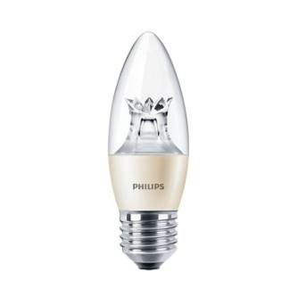BEL MASTER LED candle B38 CL DimTone 6 40W 2200-2700K 470lm E27 25.000h - 929001157902 - 8718696474792