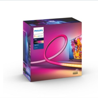 HUE Play gradient lightstrip LED RGB 75 Inch EU - 929002422901 - 8718699784799