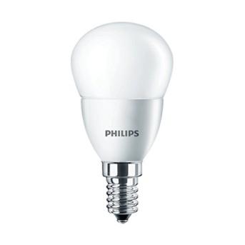 Bec LED Philips lustra P48 FR 7 60W 2700K 806lm E14 15.000h - 929001325201 - 8718696702895