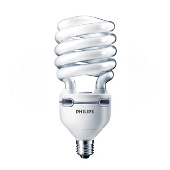 Bec economic Philips EHL Twister Tornado 60W/827 WW HV E27 - 929676006001 - 8727900808247
