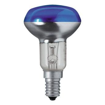 Reflector Colours 40W E14 NR50 BL Albastru - 923346644217 - 8711500328021