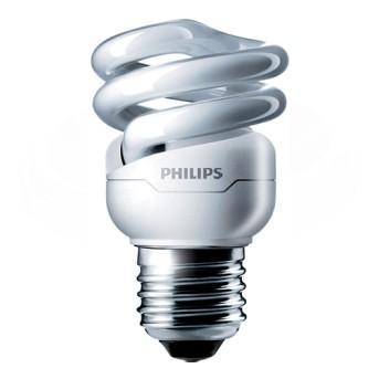 Bec economic Philips Tornado T2 8W/827 WW E27 - 929689114302 - 8718291117087