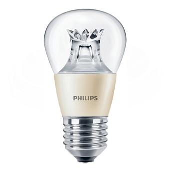 MASTER LED lustre P48 CL DimTone 6 40W 2700K 470lm E27 25.000h - 929001140702 - 8718696453605