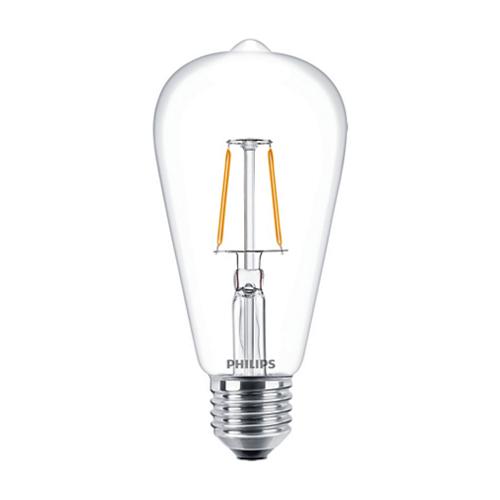 BEL LED Classic Filament ST64 2.3 25W 2700K 250lm E27 15.000h - 929001190202 - 8718696523766