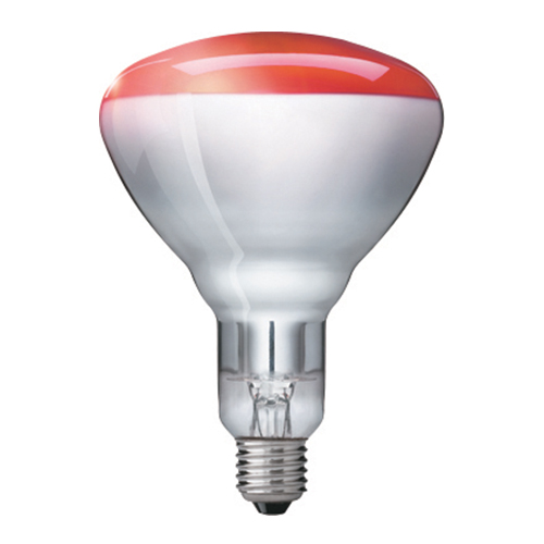 Bec Philips infrarosu IR250RH 250W BR125 E27 230-250V - 923212043801 - 8711500575210