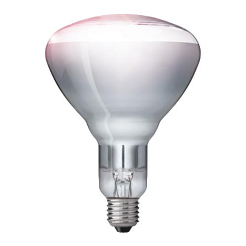 Bec Philips infrarosu IR250CH 250W BR125 E27 230-250V - 923212143801 - 8711500575234