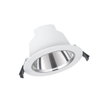 DN130 Downlight Conf 13W LED 3000/4000/5700K IP54 LDV - 4058075104068