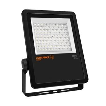 Proiector Ledvance Floodlight 200WLED 20000lm 4000K Asim IP65 Negru LDV - 4058075814769