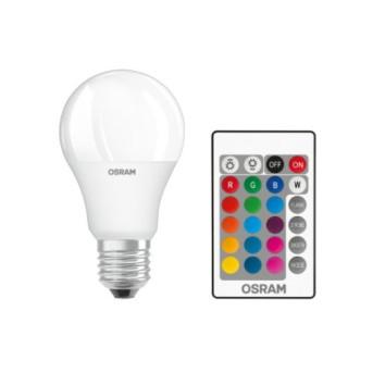 BEL Bec A60 9W LED 806lm 2700K E27 RGB cu telecomanda LDV - 4058075045675