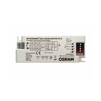 OTE 35/220-240/700 CS S VS20 LED Driver LDV - 4052899917552