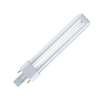 Lampa fluorescenta Osram DULUX S BLUE 9W/71 G23 UV-A OSR - 4008321198860