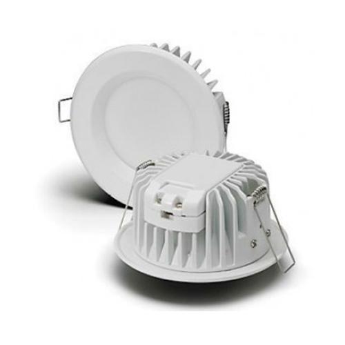 550889 LED Spot ProTune 18W 1200/1480/1420lm 3000/4000/6000K Rotund, Alb - 550889.02