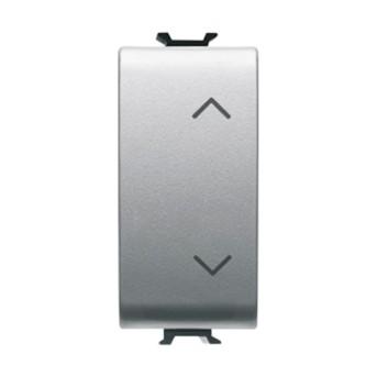 Intrerupator Up/Down 1P 10AX 1 modul CH/VT - GW14121 - 8011564265820