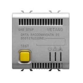 Detector de gaz 12V AC/DC 2 module, CH/WH - GW10712 - 8011564263154