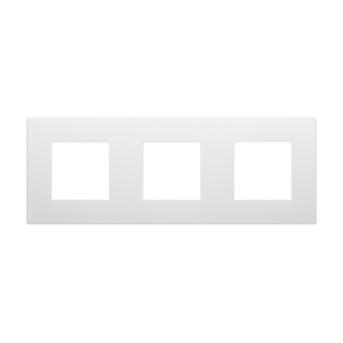 Dahlia Rama 2+2+2 posturi, Alb - GW35903AW - 8011564857117