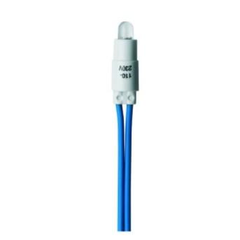 LED cablat 0.6W 230V SY/CH/Albastru - GW10881 - 8011564265028
