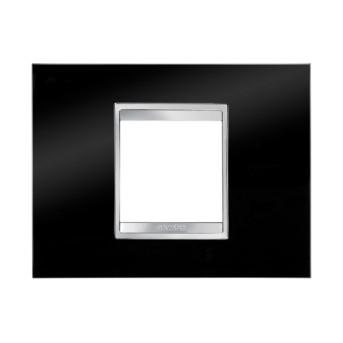 Rama Lux 2 module CH/Negru toner - GW16202TN - 8011564272675