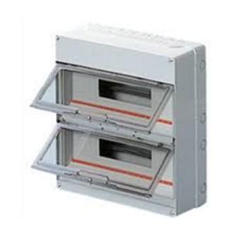 Tablou aplicat 24 module IP55 - GW40006 - 8011564012622