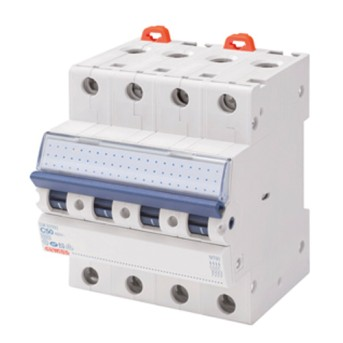 GW94069 Disjunctor diferential 4P C25 4.5KA AC/0.03 4M - GW94069 - 8011564059771