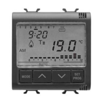 Termostat 5-40G 2M 230V CH/BK - GW12703 - 8011564267459