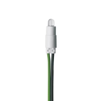 GW10889 LED CH cablat 3.3V Verde - GW10889 - 8011564801349