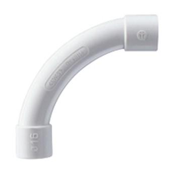 Imbinare curba pentru Tub rigid D 32mm IP40 - DX40132 - 8018678009005