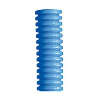 Tub flexibil albastru cu fir mediu 6J D 32mm L25m - DX23032 - 8011564232150