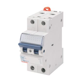 Disjunctor bipolar 16A 4.5KA 2M - GW92148 - 8011564224100