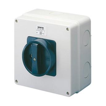 GW70407 Intrerupator rotativ 63A, 3P - GW70407 - 8011564011915