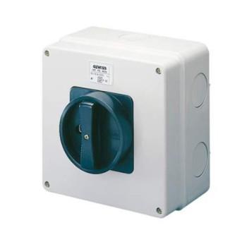 Intrerupator rotativ 40A 3P IP65 - GW70414 - 8011564434011