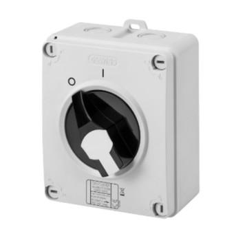 Intrerupator rotativ GW70402P 16A 3P IP66/67/69 - GW70402P - 8011564751095