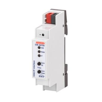 GWA9705 Interfata KNX/IP 1M montaj sina DIN - GWA9705 - 8011564892460